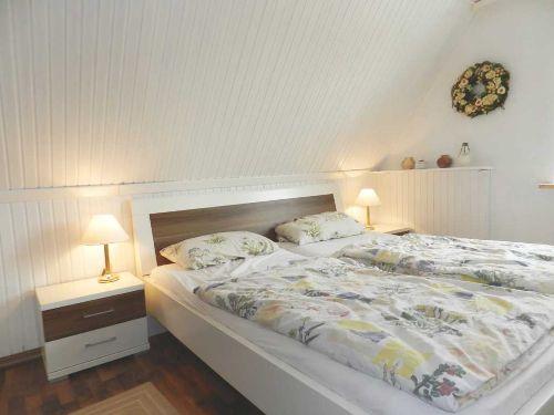 Schlafstube, Doppelbett