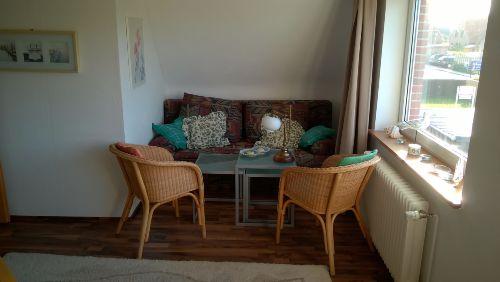 Weitere Sitzecke mit Ausziehbarer Couch