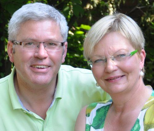Werner und Bernadette Göcke