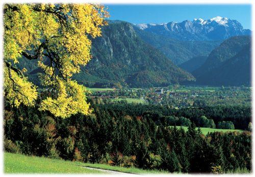 Herbststimmung in Inzell