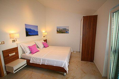 Schlaffzimmer Villa Divina