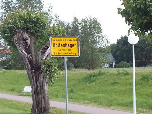 Ostseebad Boltenhagen OT Redewisch