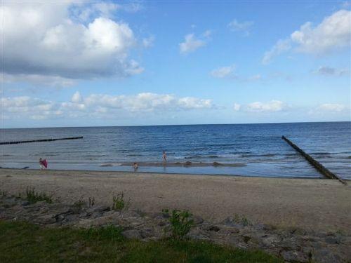 Ostsee auch im Herbst Ruhe pur
