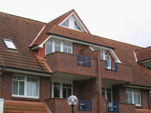 Appartment mit Balkon und Meerblick