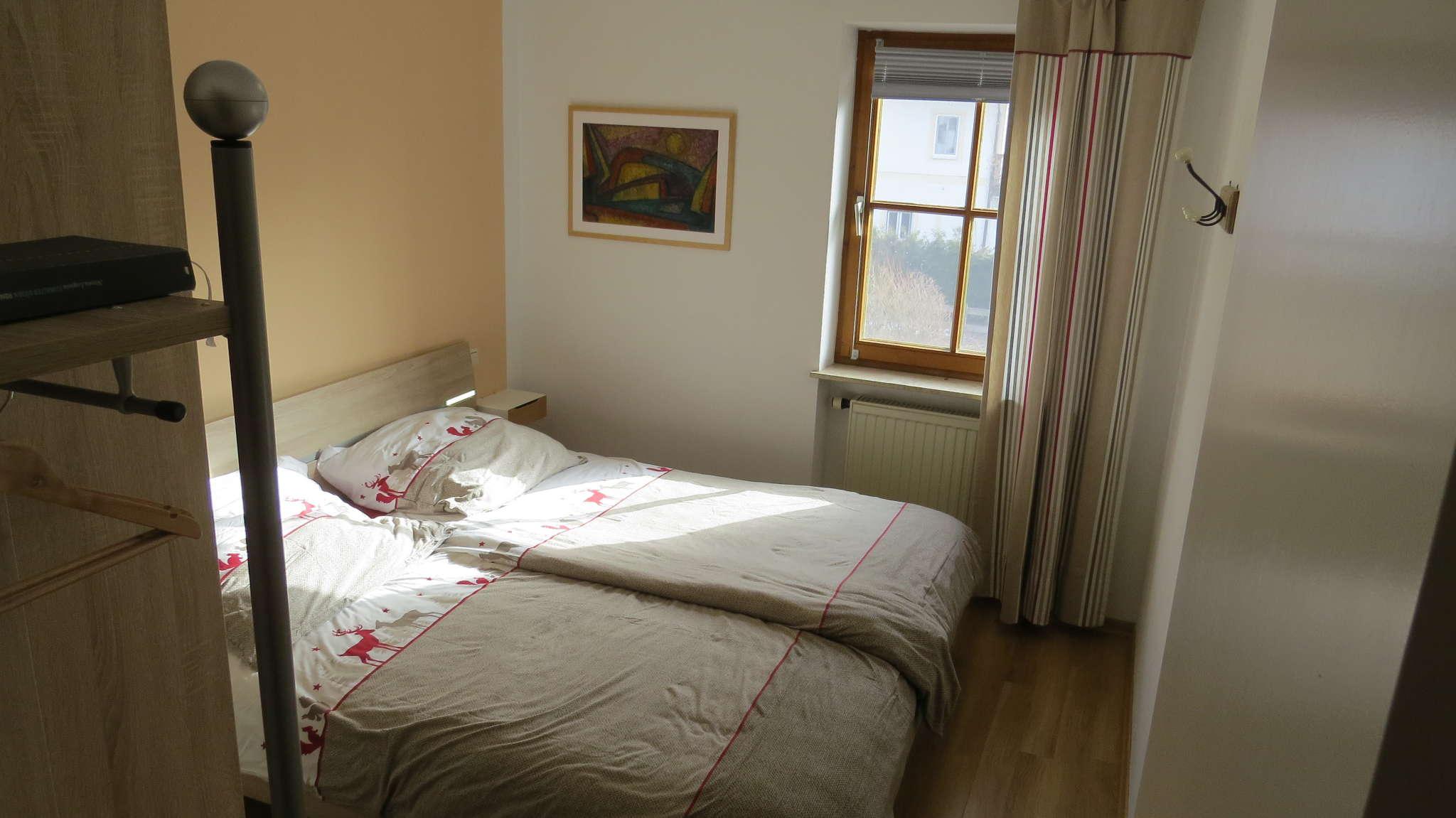 Schlafzimmer incl. Wäscheservice