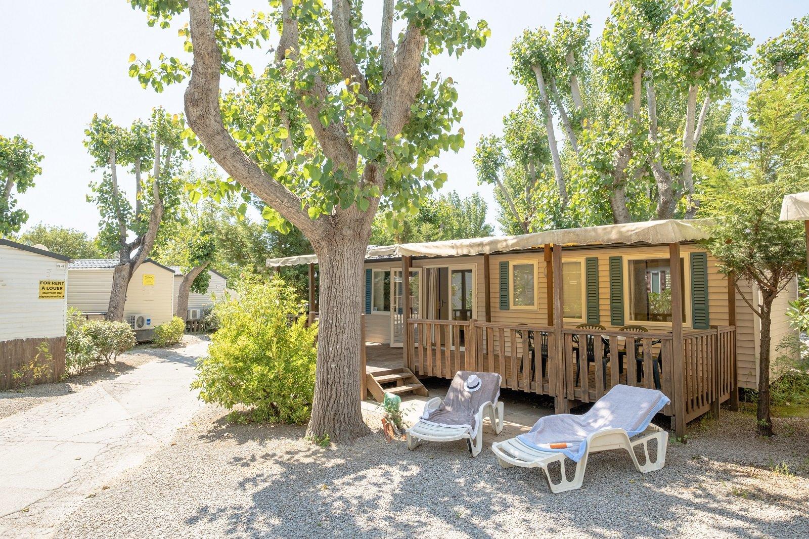 Garden Lodge - eines unserer Modellen