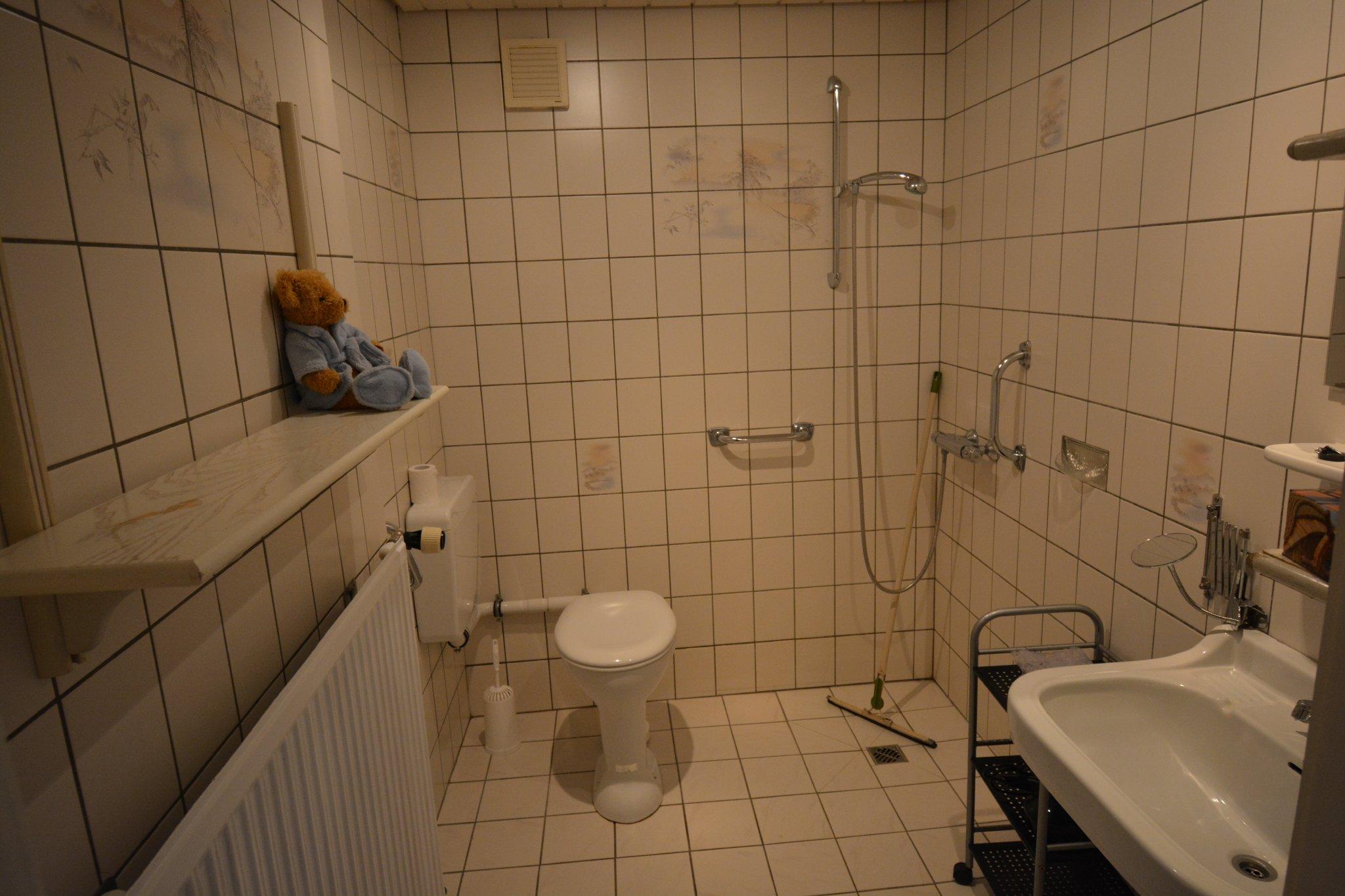helle freundliche Zimmer