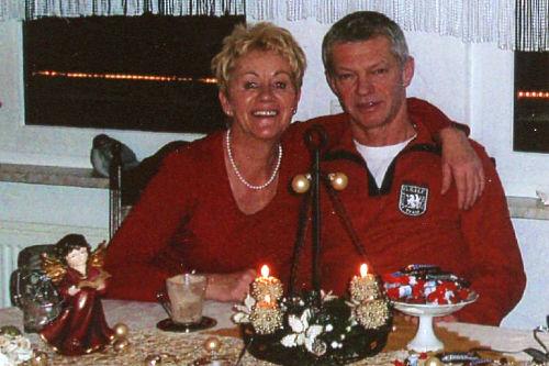 Ihre Gastgeber, Barbara und Ernst Schwab