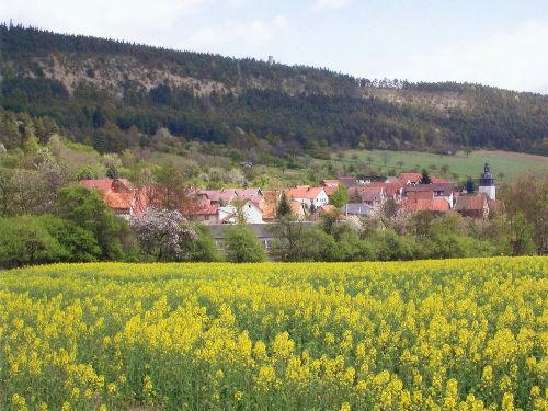 Großgölitz (bei Bad Blankenburg)