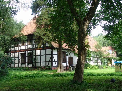 Das Alte Forsthaus Rehbeck
