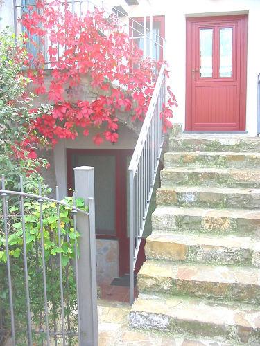 Casa Panorama Eingang