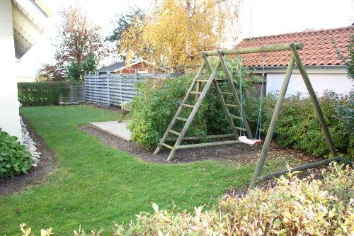 Abgeschlossener Garten
