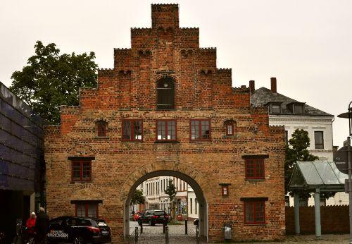 Flensburger Altstadt, Nordertor