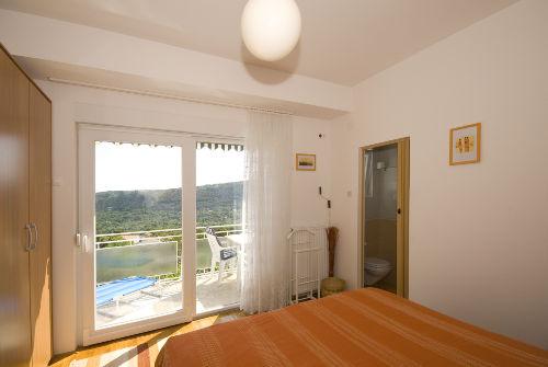 Doppelzimmer mit Klima und Fliegengitter