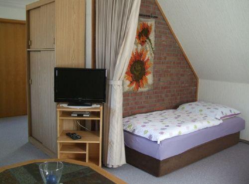der 3. Schlafplatz: das Polsterbett