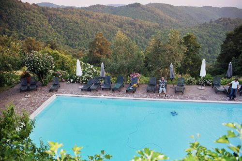 Pool in Panoramalage 7,5 x 15 m