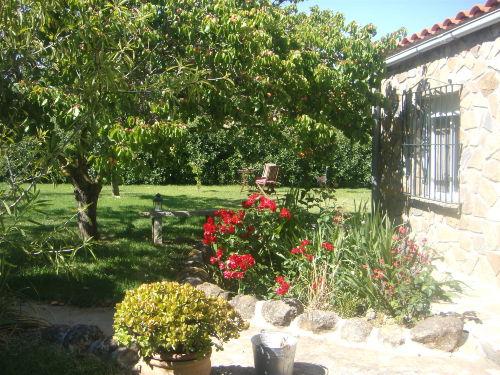 Garten Hobbithaus
