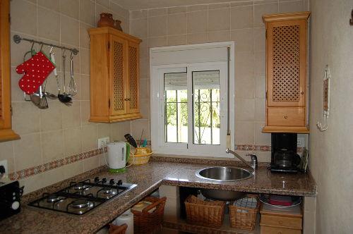 Küche Hobbit-Haus