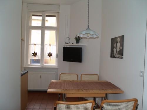 Wohnküche - Blick vom Flur