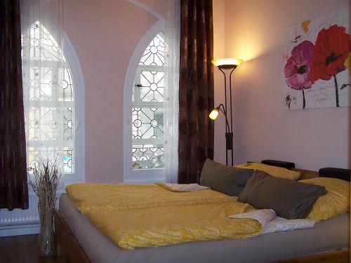 Schlafzimmer für zwei Personen