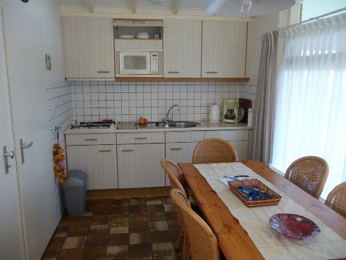 Wohnküche komplett eingerichtet
