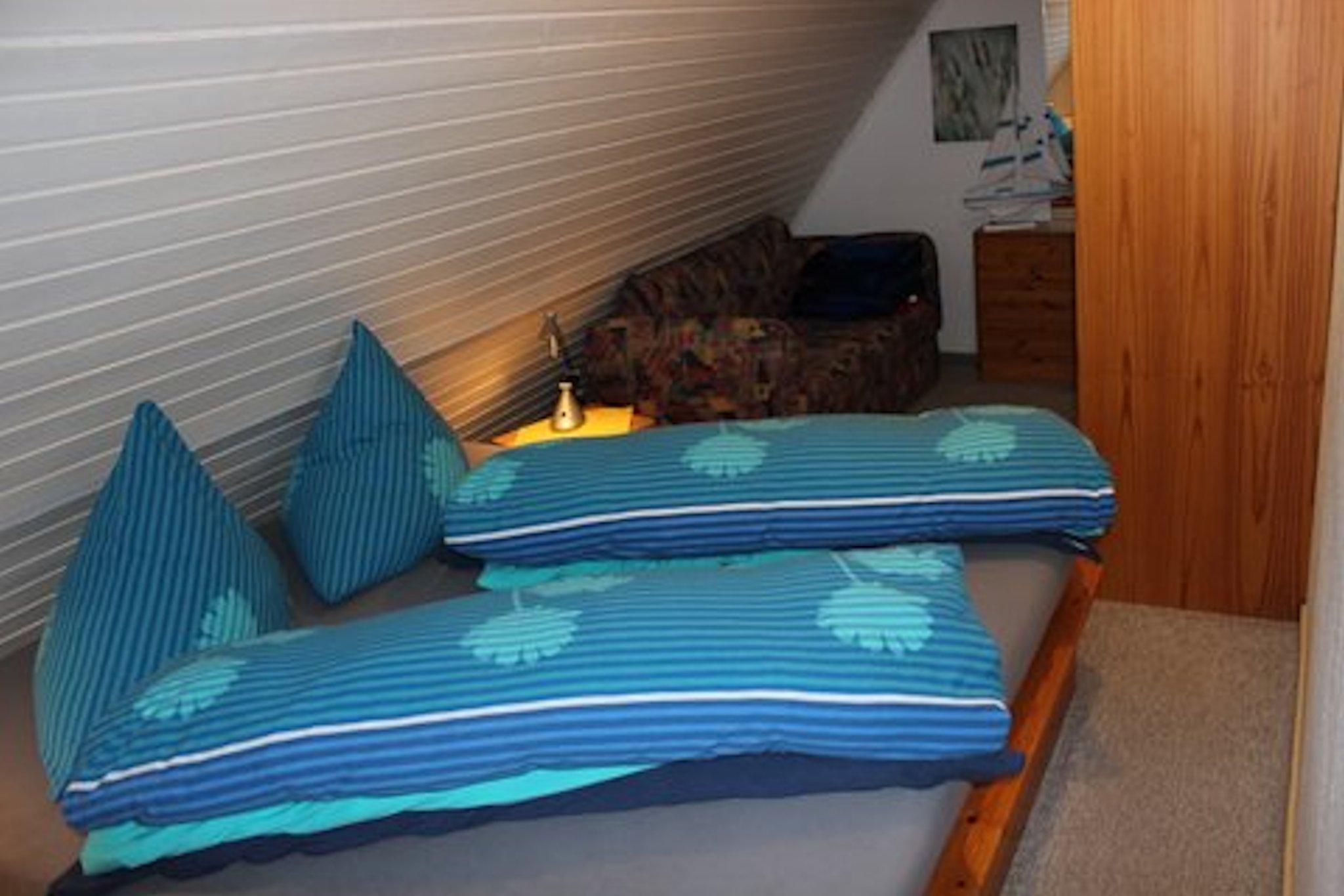 Schlafzimmer-Leda