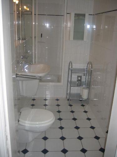 Duschbad, WC