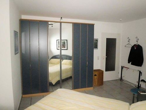 Teile des Schlafzimmers