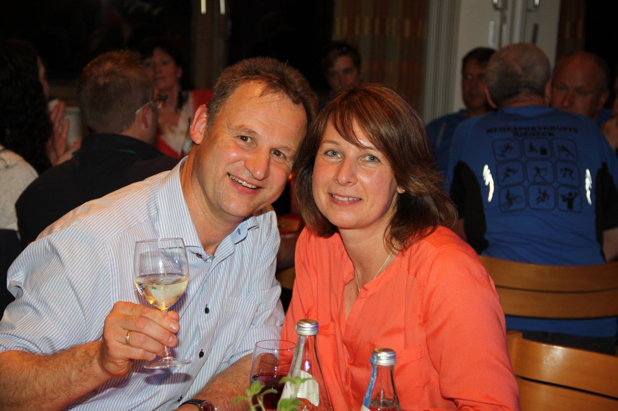 Ihre Gastgeber - Sabine und Uwe Friedel