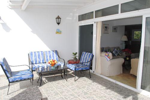 Terrassen Sitzecke