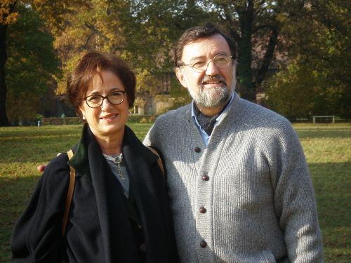 Ihre Vermieterin Frau Mirella Torre stellt sich vor