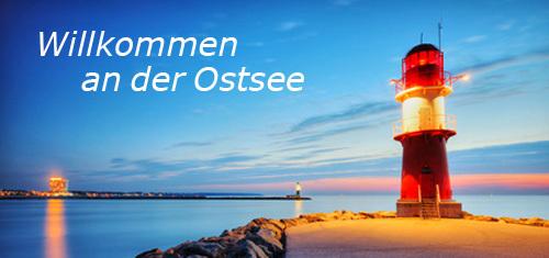 Willkommen an der Ostsee