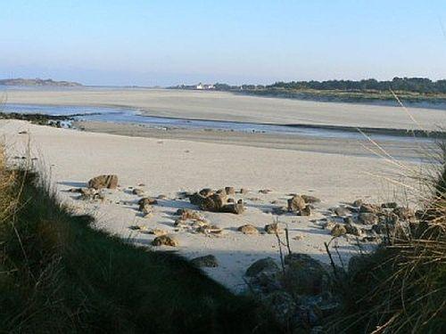 Strand bei Cléder
