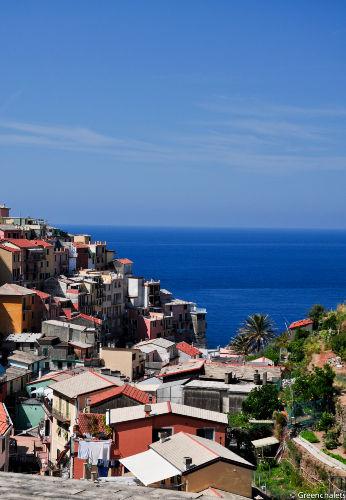 Cinque Terre nicht weit vom Campingplatz