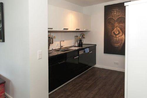 Küchenbereich mit Spüle & viel Platz!