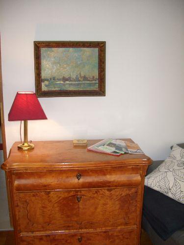 Kommode im Wohnzimmer