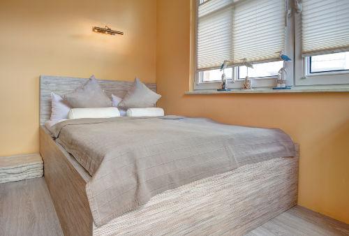 2 Schlafzimmer Bett 140 cm Breit