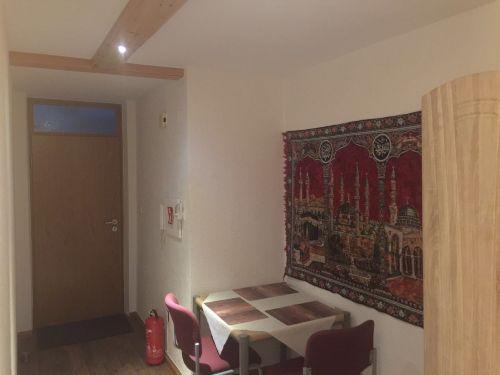 Eingangsbereich Alpenblick 2
