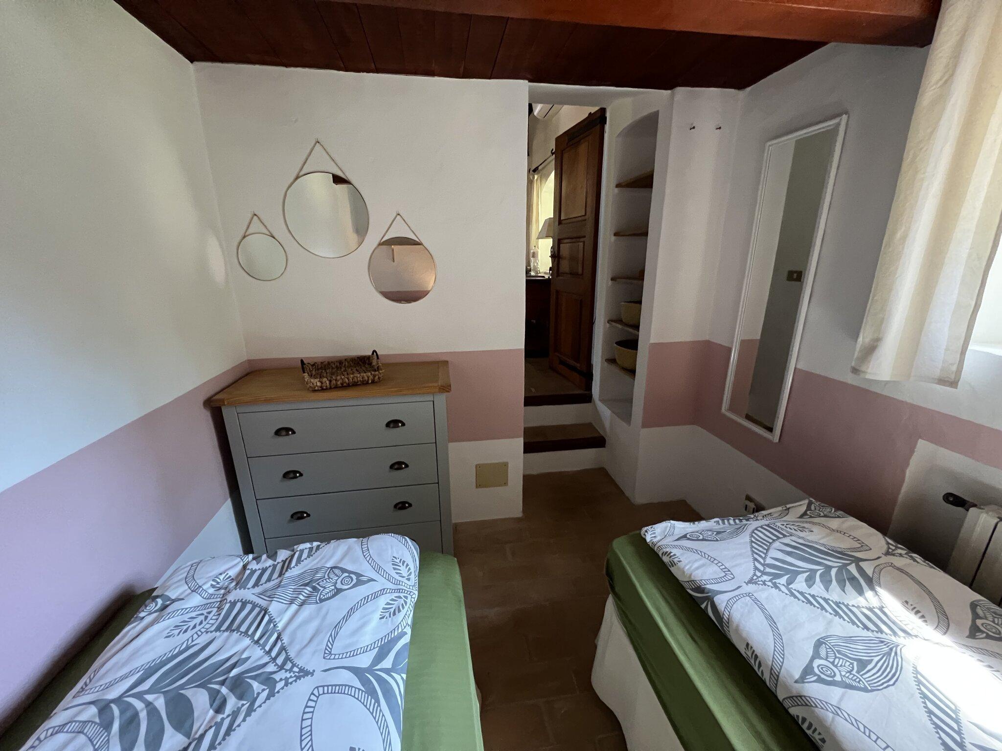 Granitformationen auf Capo Testa