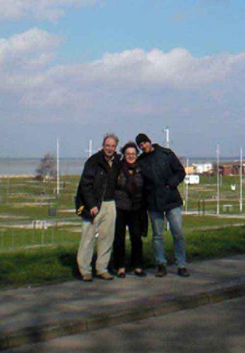 Ihre Familie Gröning in Dangast