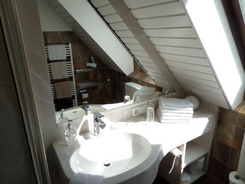 WC und Duschbad