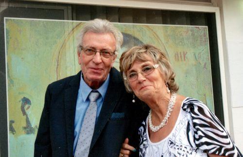 Ehepaar Antje u. Herbert Jenny
