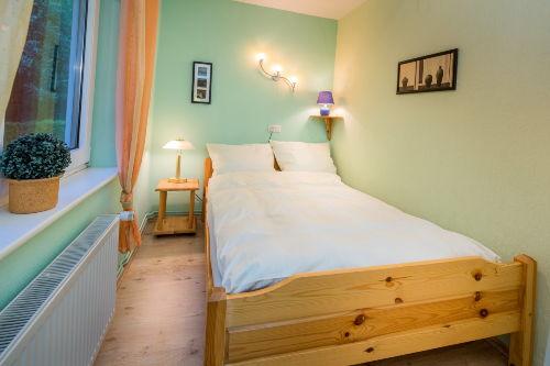 Schlafzimmer für 1-2 Personen