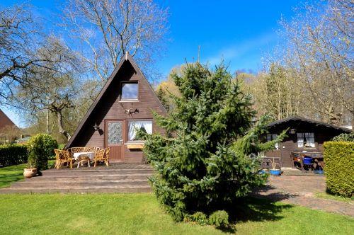 Schwedenhaus + Gartenhaus