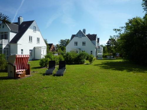 Gartenseite Haus 1