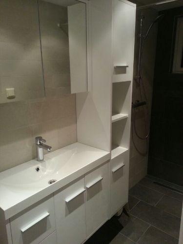 Das neue Badezimmer seit April 2014