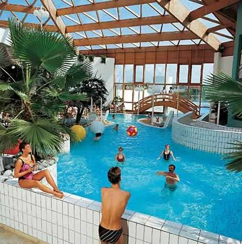 Tropenbad, Schwimmbad, Sauna