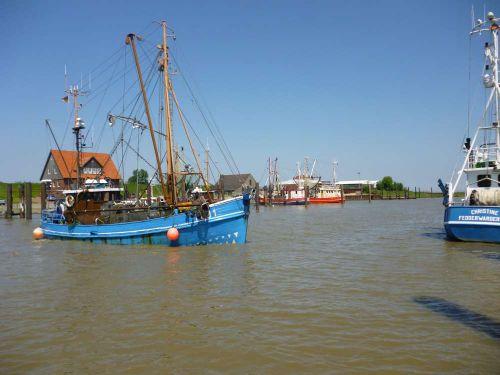Schiffe, Hafen