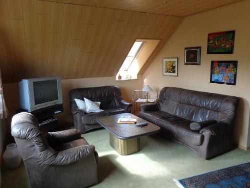 Wohnzimmer Polsterecke