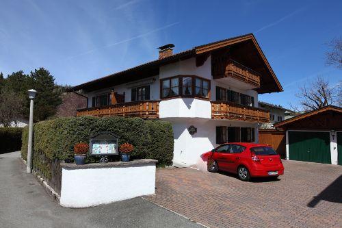 Ferienhaus Werdenfels, Pechhüttenweg 6